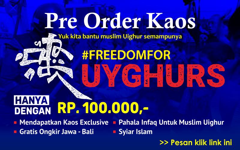 kaos uighur
